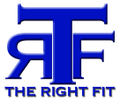 The Right Fit Logo