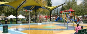 Splash Pads Around Covina the and San Gabriel Valley